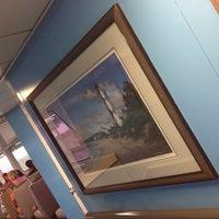 Photo taken at Cedar Island Ferry by Angela G. on 8/1/2013