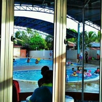 Photo taken at ASRC Swimming pool by Leman R. on 1/18/2013