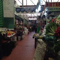 Photo taken at Mercado Av. Coyoacan by Jorge C. on 5/17/2014