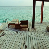 Photo taken at W Retreat & Spa - Maldives by Zeta Z. on 1/16/2013