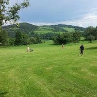Photo taken at golf Škůdra by Pavla M. on 8/3/2014
