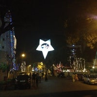 Photo taken at Sacred Heart Church by Prerna L. on 12/24/2012