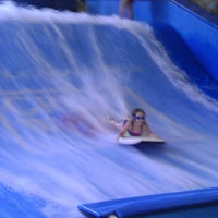 Photo taken at Great Wolf Lodge by David M. on 6/1/2013