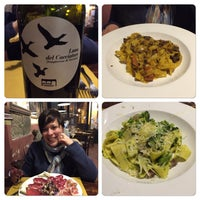 Photo taken at Osteria La Mescita by Richard H. on 3/26/2015