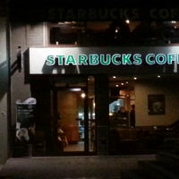 Photo taken at Starbucks by Ahmet P. on 10/21/2012