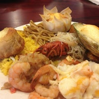 Photo taken at J.A. Shao Buffet by Shelby M. on 11/22/2012