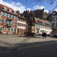 3/14/2018にBaxilt T.がRathaus Heidelbergで撮った写真