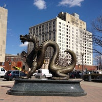 Photo taken at Drexel's Dragon by Sonika M. on 3/20/2013