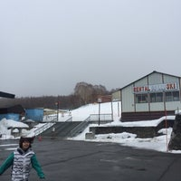 Photo taken at EDELWEISS SKI RESORT by だいちぃ on 3/14/2017