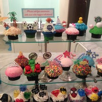 Photo taken at Trophy Cupcakes by Michelle D. on 3/5/2013