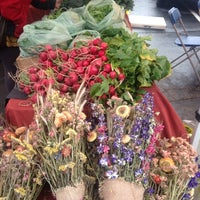 Photo taken at West Seattle Farmers Market by Michelle D. on 11/11/2012