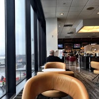 Photo taken at Delta Sky Club by Michelle D. on 5/22/2017