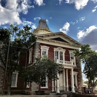 Photo taken at Tombstone Courthouse State Historic Park by Michelle D. on 5/9/2017