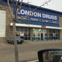 Photo taken at London Drugs by Don N. on 2/9/2016