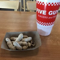 Photo taken at Five Guys by Don N. on 10/15/2015