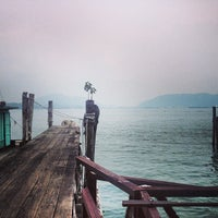 Photo taken at 邦咯小筑 Pangkor Guesthouse SPK by Dominic O. on 8/29/2013