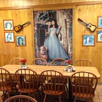 Photo taken at Loretta Lynn's Kitchen and Gift Shop by Richard M. on 3/11/2013