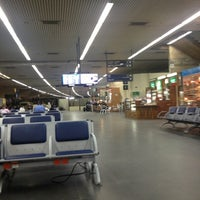 Photo taken at Aeroporto Internacional de Manaus / Eduardo Gomes (MAO) by Gerald L. on 7/6/2013