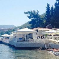 8/24/2014 tarihinde Fahriye K.ziyaretçi tarafından Monte Beach Club'de çekilen fotoğraf