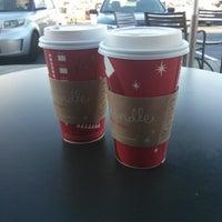 Photo taken at Starbucks by Kelly P. on 12/14/2012