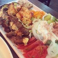 Photo taken at Tehran Food by Hyemin K. on 4/11/2014