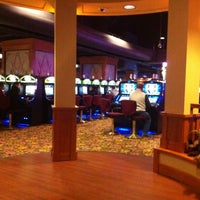 Photo taken at Saratoga Casino and Raceway by Bill B. on 3/18/2013
