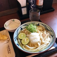 Photo taken at Marugame Seimen by Boss a. on 8/12/2017