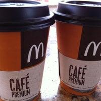 Photo taken at McDonald's by Patrícia Souza on 12/9/2012