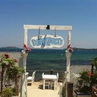 7/14/2013 tarihinde Miray Ç.ziyaretçi tarafından Denizaltı Cafe & Restaurant'de çekilen fotoğraf