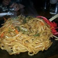 Photo taken at Yama Japanese Restaurant by Anna B. on 12/21/2012
