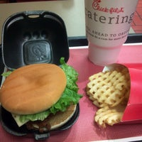 Photo taken at Chick-fil-A by Dave S. on 10/23/2012