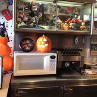 Photo taken at Kates Diner by Todd S. on 10/27/2012