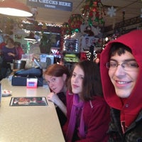 Photo taken at Kates Diner by Todd S. on 12/1/2012