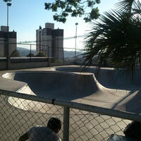 Photo taken at Complex Skatepark by Cristiano B. on 1/28/2013