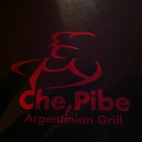 Photo taken at Che Pibe by Christopher M. on 8/17/2013