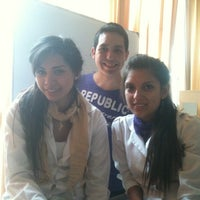 Photo taken at Lab Bioquímica by Juan R. on 11/8/2012