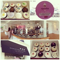 Photo taken at Georgetown Cupcake by Althea Marie L. on 5/9/2013