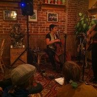 Photo taken at Dobra Tea by Taylor Q. on 10/20/2012