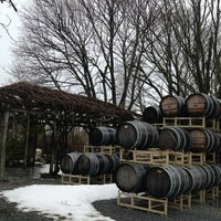 Photo taken at The Lenz Winery by Ayumi on 2/24/2013