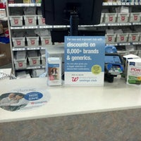 Photo taken at Walgreens by Gina F. on 3/19/2013