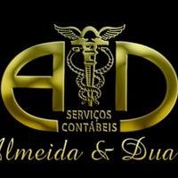 Photo taken at Almeida & Duarte Contabilidade by Alisson A. on 3/10/2014