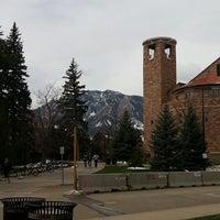 Photo taken at Norlin Library - University of Colorado at Boulder by Vivaswath K. on 4/20/2013