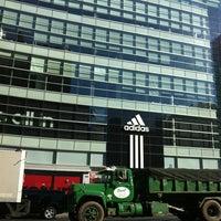 Photo taken at adidas by Errikos K. on 10/22/2012