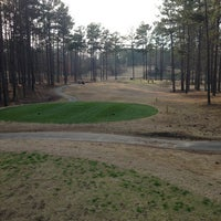Photo taken at Fox Creek Golf Course and Driving Range by Michael C. on 1/29/2013