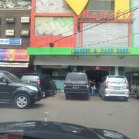 Photo taken at Majestyk by satria a. on 9/23/2012