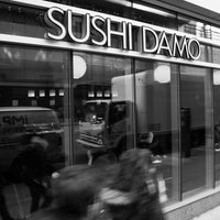 Photo taken at Sushi Damo by Sushi Damo on 2/17/2017