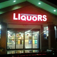 Photo taken at Westminster Liquors by Leah S. on 1/8/2013