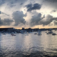 Photo taken at Odyssey Cruises by Jess S. on 7/29/2013