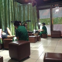 Photo taken at Elite Nails - Hand, Foot and Body Spa by Ria S. on 2/12/2013