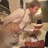Photo taken at Peperoni by Svetlana on 12/21/2012